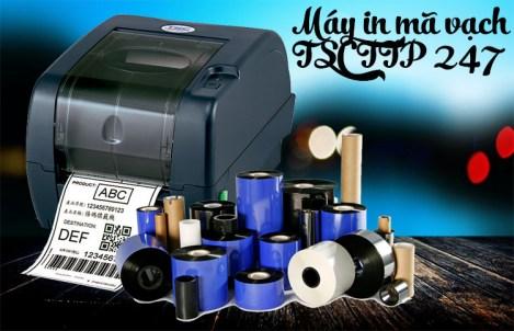 máy in mã vạch tsc 247, máy in tem nhãn mã vạch tsc, máy in nhãn dán tsc chính hãng, máy in barcode tsc