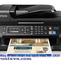 Máy in mã vạch màu Epson WF-2630 giá rẻ tại Đà Lạt