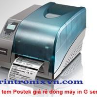 Máy in tem Postek giá rẻ G2000 - G3000 - G6000