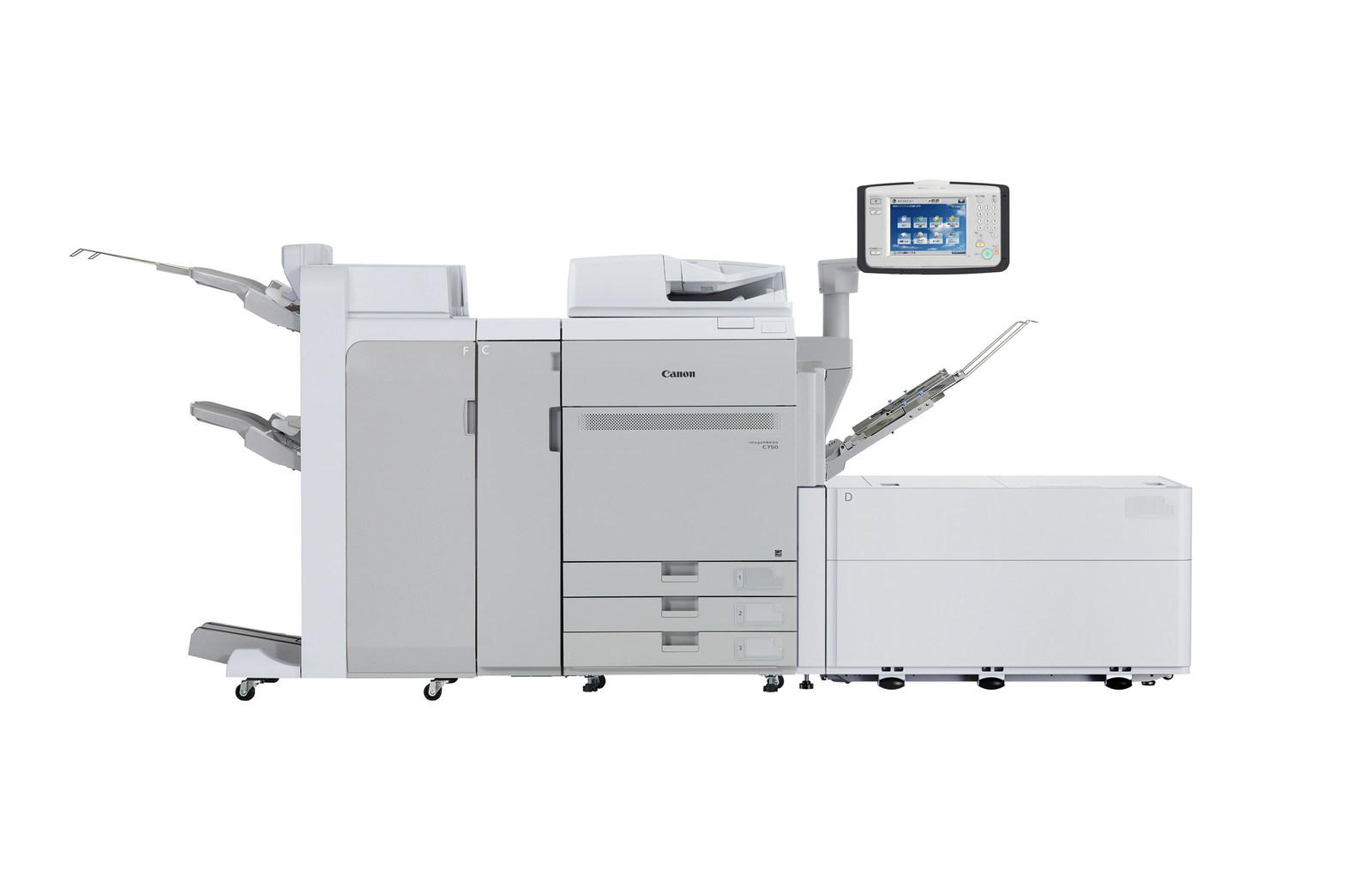 Canon imagePRESS C850 Digital Color Press