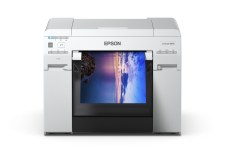 Epson Launches SureLab D870 Minilab Photo Printer for High Volume Small-Format Photo Production: Professional Drylab Printer Offers Exceptional Image Quality in a Compact Design