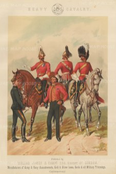 SOLD Heavy Cavalry: Dragoon Guards.