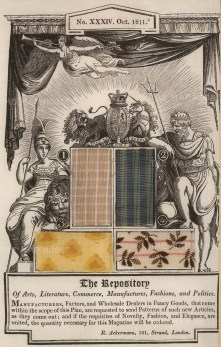 The Repository. October 1811