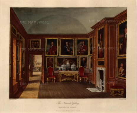 The Admiral's Gallery.