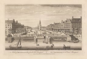 "Sayer: Amsterdam. 1774. An original antique copper engraving. 18"" x 12"". [NETHp193]"