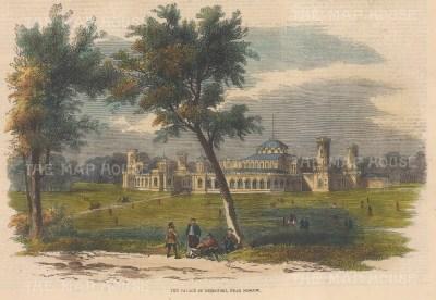 Petrovski Palace.