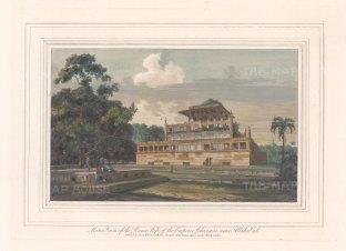 Mausoleum of Shah Begum, a Rajput wife of Emperor Jehangire.