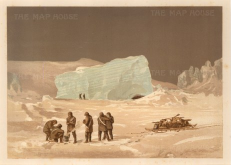 Explorers with sledge: From the Expedition of H.M.S.Alert 1875/77.