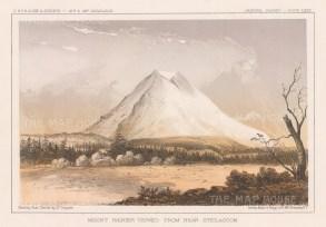 Mount Rainier: From near Steilacoom.