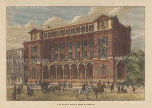 Royal College of Science, New Science Schools South Kensington.