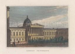 View of Senate House.