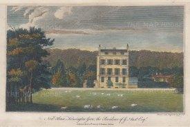 Kensington Palace Gate. Noel House Kensington Road.