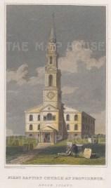 Providence: First Baptist Church.