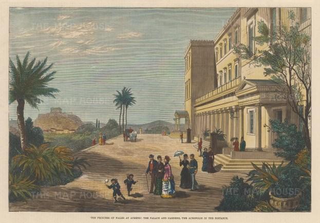 Royal Palace and Gardens.