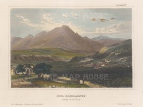 View across the plain of Delphi.