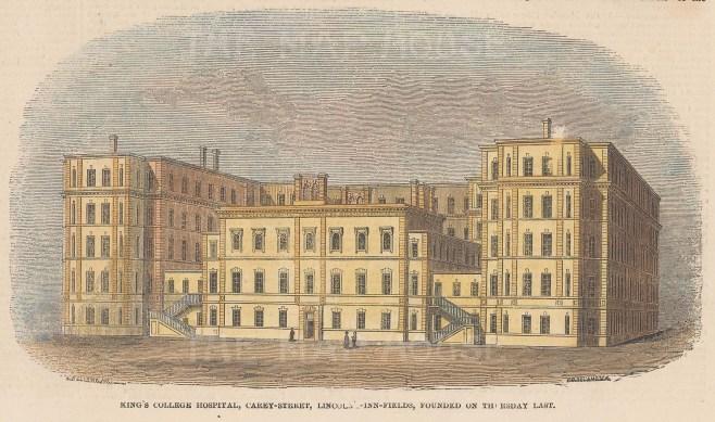 Carey Street, Lincoln Inn Fields.