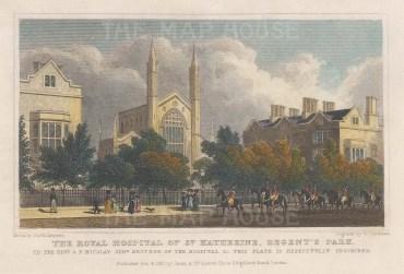 View in Regent's Park.