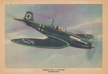 Fighter Monoplane.