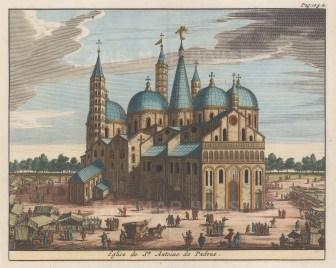 Padua: Church of St. Anton.