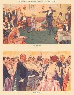 The successful Party at Tooting, at Mayfair.
