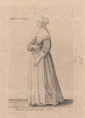 A Citizen of London's Daughter.