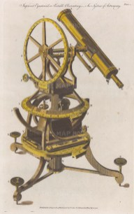 Scientific Instruments: Portable Astronomical Observatory.