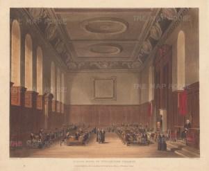 Interior of a School Room.