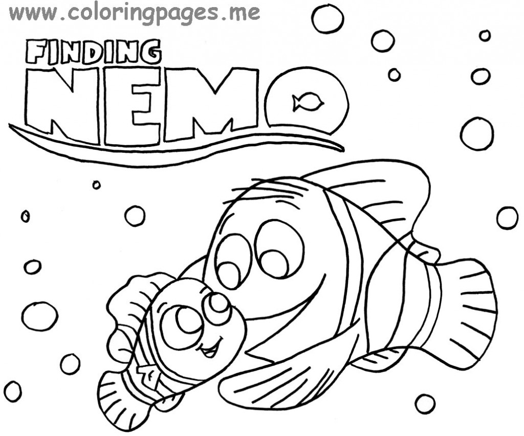Under The Water Adventures Story Of A Fish Nemo 17 Finding