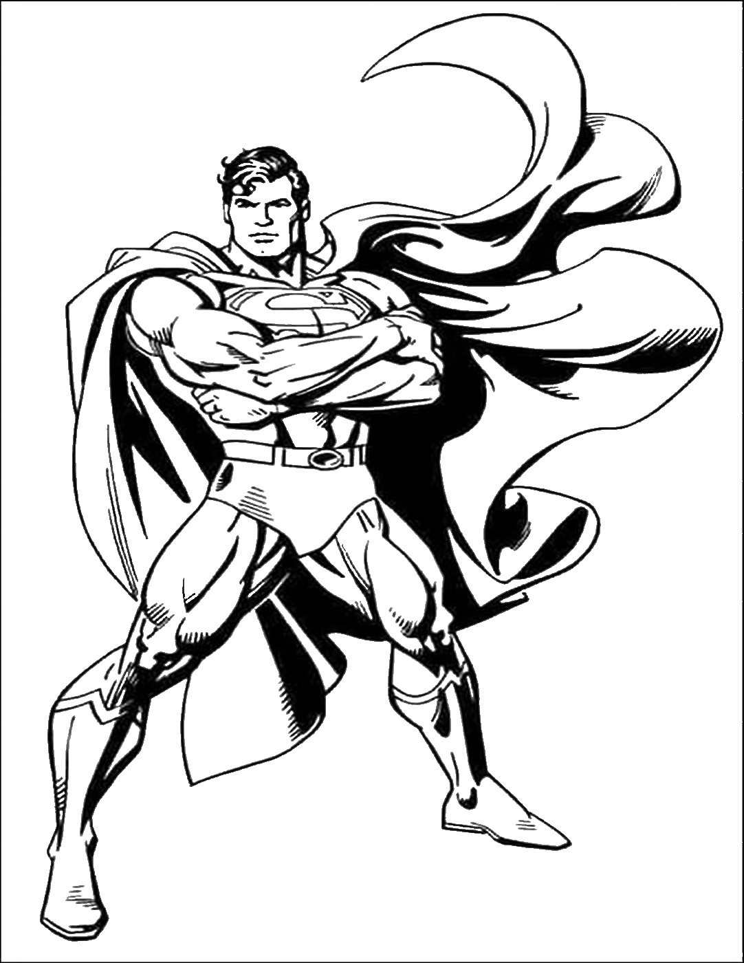 Magnificent Adventures Of An Unbeatable Superhero Superman 20