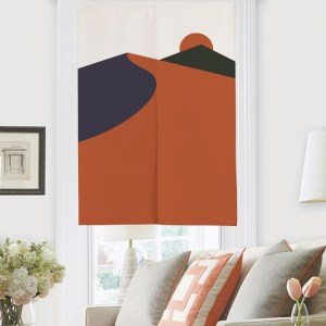 Dune Valleys doorway curtain