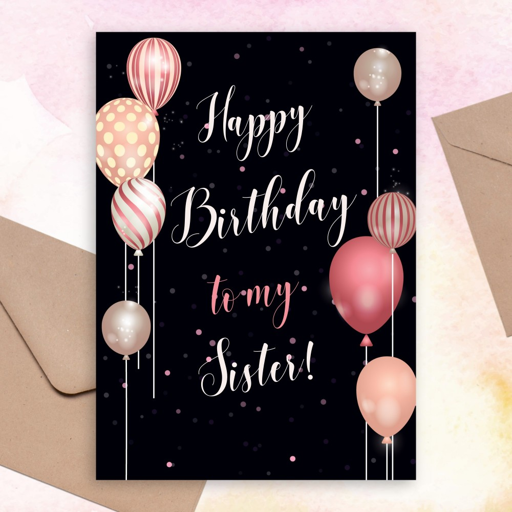Family Birthday Cards Customize Print Or Download