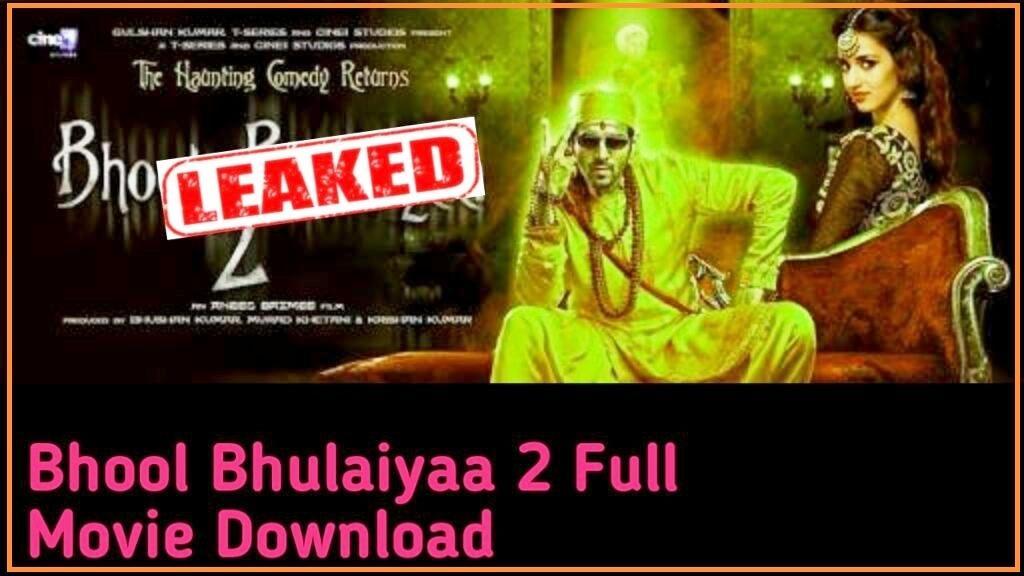 Bhool Bhulaiyaa 2 Full movie Download Flimyzilla