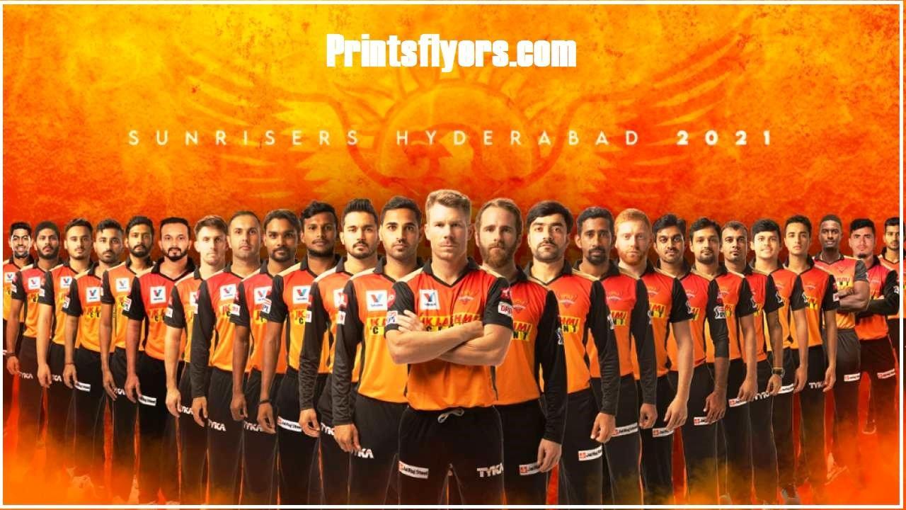SRH Team 2021 Players list in Hindi
