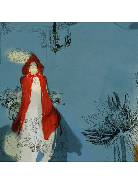 Little Red Ridinghood Alone