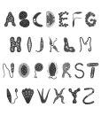 Micro Alphabet