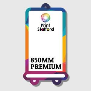 Premium roller banner printing