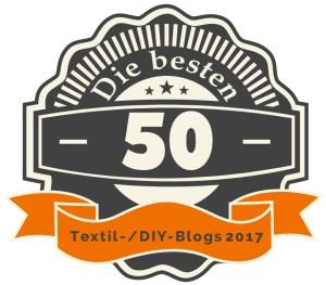 Die 50 besten Textil-/DIY-Blogs