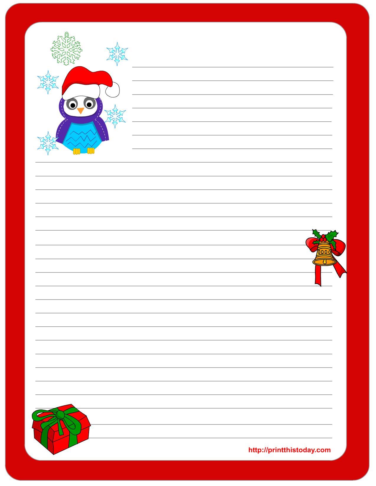 Doc8591100 Christmas Wish List Template Free Printable Letter – Christmas Wish List Paper