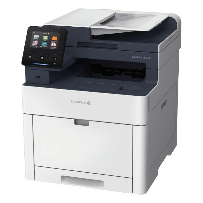 彩色多功能複合機 Fjui Xerox DocuPrint CM315z 辦公室事務機租賃、影印機、影印機租賃、租影印機、印表機