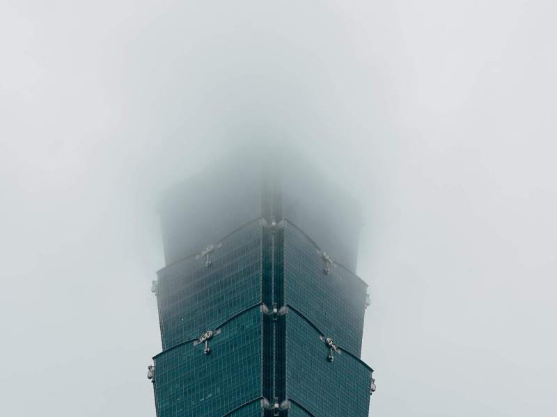 台北 101 空污現況
