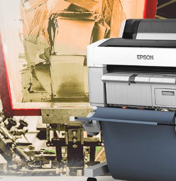 Epson Screen Print Editions