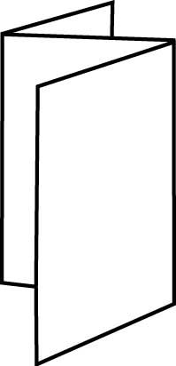 6 Page Leaflet Concertina Fold
