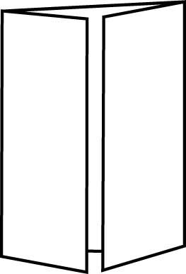 6 Page Leaflet Gate Fold
