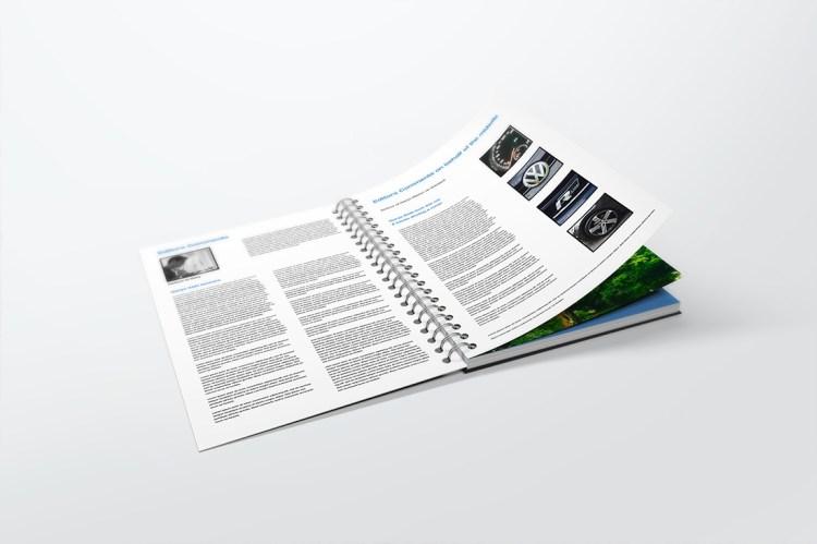 A4 Wiro Bound Wire Bound Booklets
