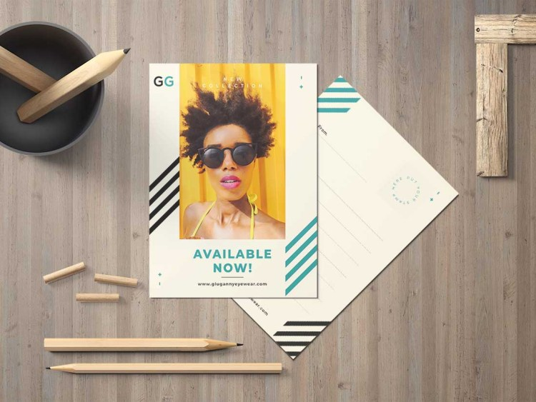 Uncoated Postcard Printing