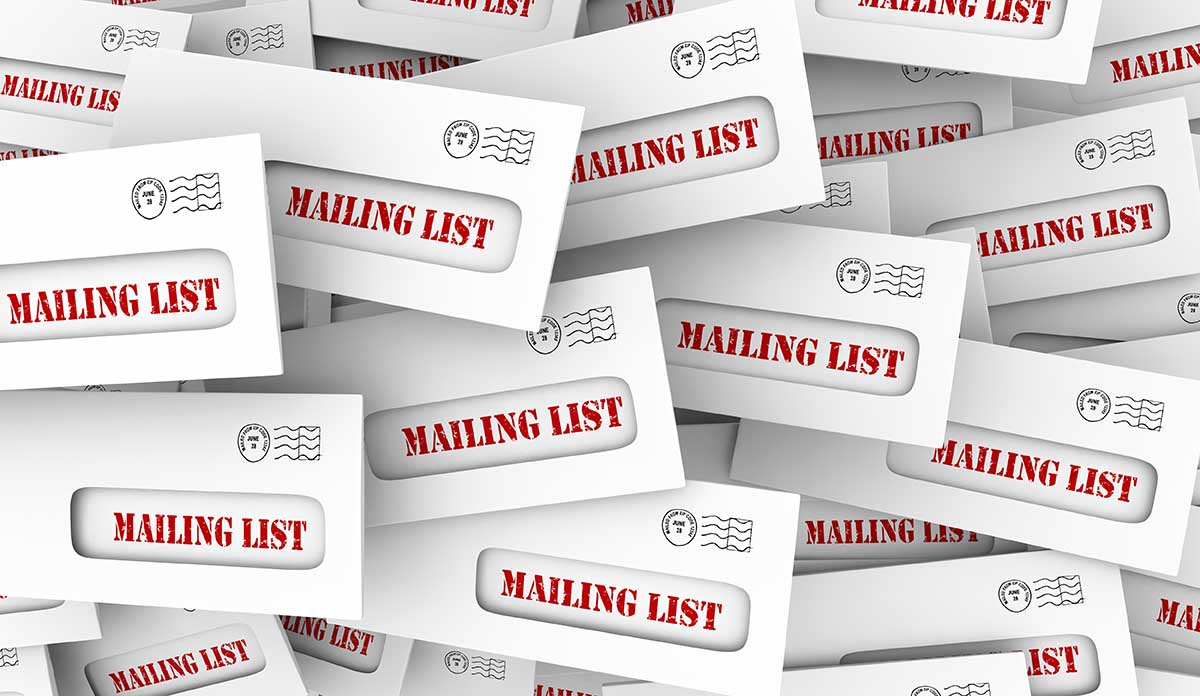 What is Direct Mail Printing