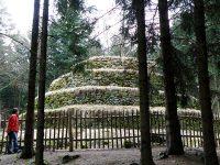 Steinpyramide, Kraftarena Groß Gerungs