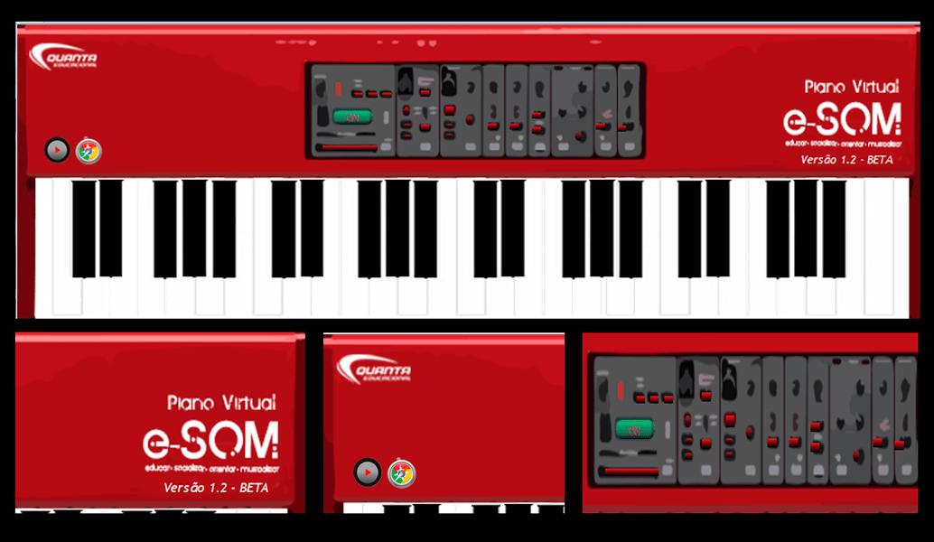 Instrumento Virtual - Piano