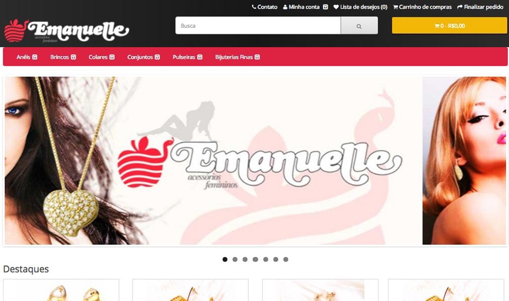 e-Commerce (Loja Virtual)
