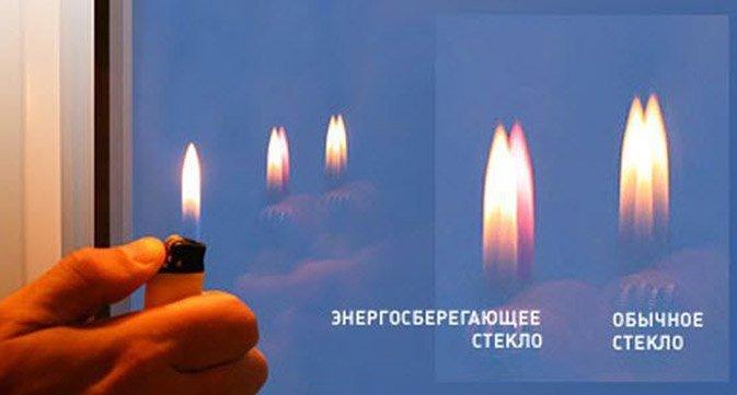 Фото №1 Низкоэмиссионное (энергосберегающее) стекло